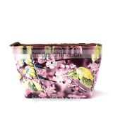 BA-1467 Beautiful Colorful PU Leather Cosmetic Bag,Shiny PU Cosmetic Bag