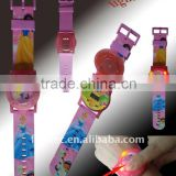 Digital Watch With Fashion Light Music