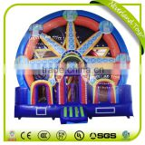 2016 New Design NEVERLAND TOYS Inflatable Ferris Wheel Bouncer Inflatable Bouncer Kids Inflatable Jumping Castle for Sale