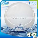 LED Motion Sensor Ceiling Light 15w 20w IP65 waterproof LED oyster light