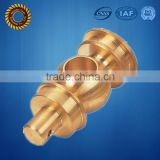 metal fabrication machining service,high precision machied small brass turning parts
