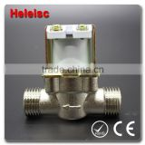 Water dispenser solenoid valve electric water valve two layer rolling bag making machine