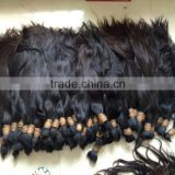 Top Quality Afro Human Hair Bulk Cheap Virgin Brazilian & Peruvian Hair Bulk100%Human Hair Bulk