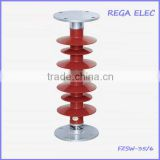 35KV Suspension Composite Insulator,FZSW-35/6,Composite polymer Suspension Rod Insulator