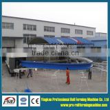 Pro-arch roof building making/ roll forming machine or curve roof panel roll forming machine