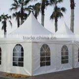 Marquee 5x10 m PE Garden Party Tent Gazebo Wedding Marquees Canopy