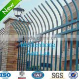 Galvanized wrought iron fencing/wire mesh fence for garden gate(largest factory directly)