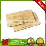 2016 china company manufacturer printing elegant looking luxury engraved animated bamboo wood business card
