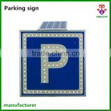 Parking LED Traffic Signs,Solar Powered Traffic Lights