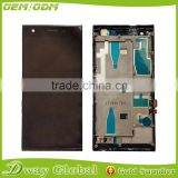 Safe Packing Lcd Screen Display With Frame For ZTE Blade VEC 4G Orange Rono Lcd With Touch Digitizer