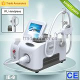 IPL hair reduction skin rejuvenation pigmentation beauty equipment IE-9 for Beauty Clinic/Aesthetic Clinic Equipment