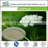 soluble in methanol antispasmodic osthole