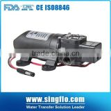 Singlo FLO-2203 mist sprayer pump 12v/24v/agriculture diaphragm pumps/small electric water pump