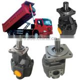 Kinds of cast iron hydraulic pto gear pump for dump truck