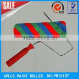 plastic pipe cleaner roller brush for anri-fungus