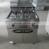 commercial deep fryers four oil cylinder deep fryer electric deep fryer
