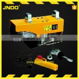 220v 12 meters small electric hoist 300kg