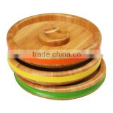 bamboo Chip & Dip serving tray wholesale