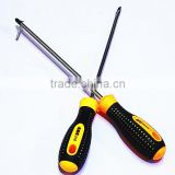 210 Screwdriver with Rubber handle