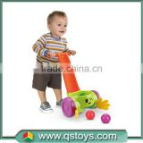 new design funny music barrow baby trolley walker with EN71