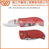 A21-S001 Small Lockback Knife Stainless Steel Camping Folding Knife