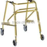 Physical Therapy Equipments Mobility Walking Aids front fixed wheels