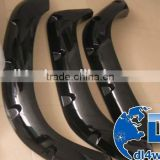 4x4 off road car accessory wheel arch fender flares wheel eyebrow for toyota LC80, toyota hilux 112 106