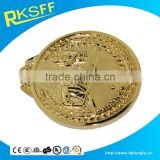 manufacturer directly wholesale superquality custom metal billiards medal for sports