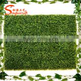 artificial topiary tree evergreen boxwood wall making artificial hedge