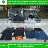 Made In China Stock Bales Of Ladies Jeans Skirt wholesale used clothing