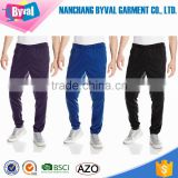 Mens Sports Pants Gym Running Pant Blank Sport Wear jersey Polyester Silk Screen Printing Wholasale Logo Custom