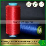Fashion Style Intermingle Polyester Yarn Polypropylene Fiber Micro