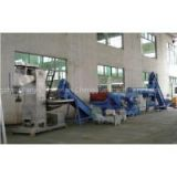 PP PE Washing Line Used Plastic Recycling Machine