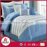 Wholesale Competitive Price Different printing 5pcs comforter set bedding