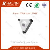 Halnn BN-H11 PCBN Insert for finish turning bearings with excellent wear resistance