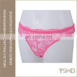 High quality anti-bacterial cotton quick dry cheap wholesale girls panty