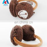 Cute keep worm plush earmuff Plush Fur Earmuff/Fur Earmuffs/Ear muffs