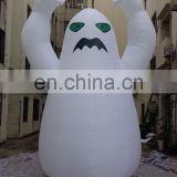 outdoor inflatable ghost for halloween decoration