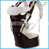 new style multifunctional 6 carring positions baby carrier wholesale