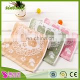 Hot sale bamboo fiber towels and soft children towels