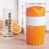 PORTABLE PLASTIC ORANGE JUICER D533