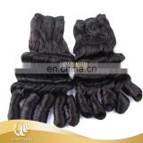 Wholesale Grade 7A Funmi Hair Double Drawn Cuticle aligned hair