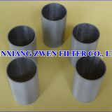 Stainless Steel Sintered Filter Tube Image