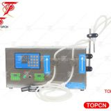 Manual Filling Machine For Soap, Disinfection Water Filler, Double Pump Gear Filling Machine