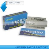D746 Double edge stainless steel razor blade                                                                         Quality Choice