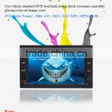Digital Touch Screen Car Radio DVD CD GPS Bluetooth,AM/FM,RDS,Phonebook,AUX,Car Double Din GPS DVD steering wheel control,USB/SD