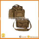 Tactical 3 Ways Modular Deployment Compact Utility Carry Bag MOLLE Case Heavy Duty with Shoulder Strap