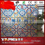 HOT SELL silk screen printing window glass designs                                                                         Quality Choice