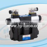 4WEH10 Series Solenoid Pilot Operated Directional Control Valves & 4WH10 Series Hydraulic Operated Directional Control Valves -
