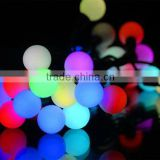 Factory Hot Sale Waterproof LED Christmas Light With Copper Wire For Outdoor Decoration - Christmas & Halloween Light